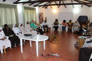 2017-07-16 Encuentro de Religiosas y Religiosos Comprometidos/as con la Pastoral Afro